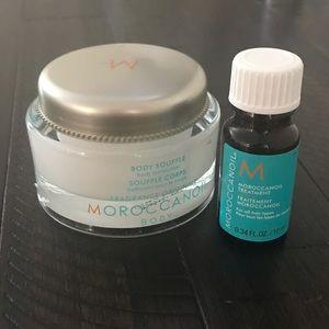 Moroccan Oil & Body Soufflé